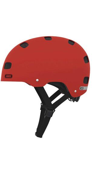 ABUS Scraper Kid v.2 Helm red matt